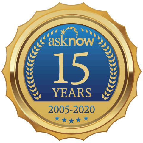 AskNow - 15 Years - 2005-2020