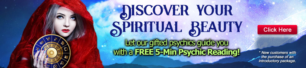 Discover Your Spiritual Beauty - FREE 5 Minute Psychic Reading
