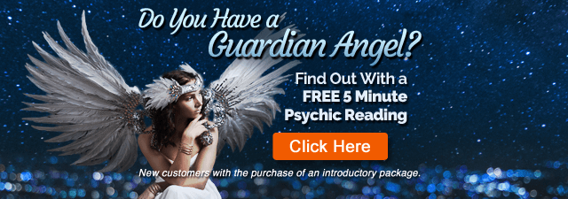 Do You Have a Guardian Angel? Find Out With a Free 5 Minute Psychic Reading