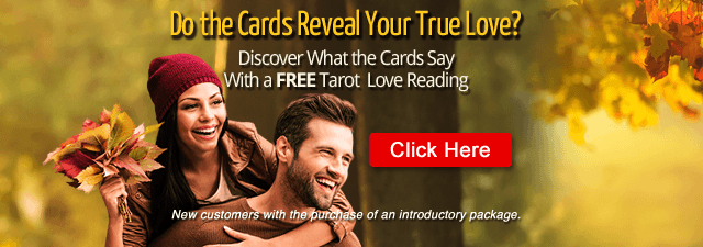 Do the cards reveal your true love? Discover what the cards say with a Free tarot love reading. Click Here.