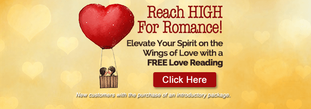 Reach HIGH For Romance! Elevate Your Spirit on the Wings of Love With a FREE Love Reading