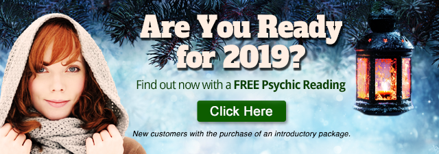 Are You Ready For 2018? Find Out With a Free Psychic Reading