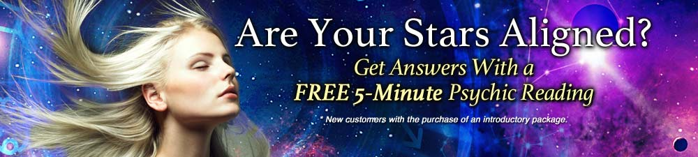 Are Your Stars Aligned? - FREE 5 Minute Psychic Reading