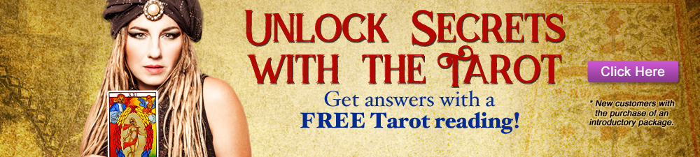 Unlock Secrets With the Tarot! Get answers with a FREE Tarot reading!