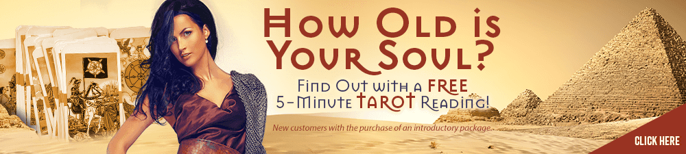 How Old is Your Soul? Find Out Now! Today. Click Here